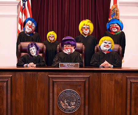 Florida-Supreme-Court-Suspends-Broward-Judge-Vagina-Hawkins-FSC-CLOWNS
